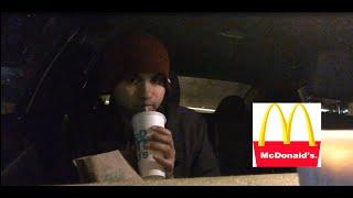ME EATING MIDNIGHT SNACK MCDONALDS MUKBANG - Video Youtube