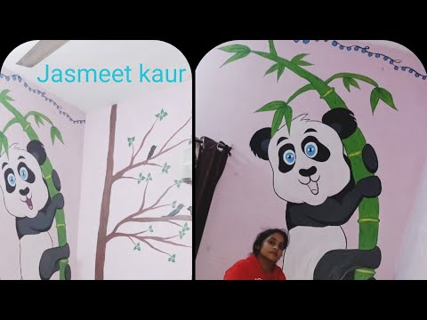 Wall paintings by jasmeet khaira