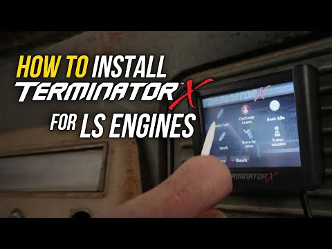 How To: Install Terminator X EFI on any LS Engine