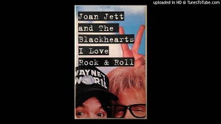 Joan Jett - I Love Rock n Roll/ Activity Grrl (Cassette Single)
