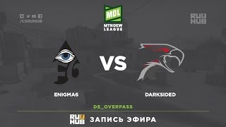 Enigma6 vs. DarkSided - ESEA Premier Season 24 - LAN Finals - de_overpass [Anishared]