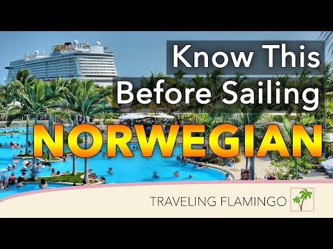 What You Need to Know BEFORE Sailing with Norwegian Cruise Line in 2019   4K