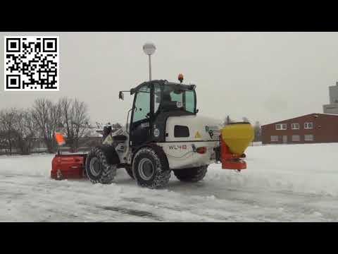 ADLER Schneeschild S-Serie