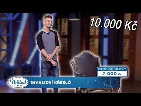BYL JSEM V TELEVIZI - NABÍDLI MI 10.000 KČ?