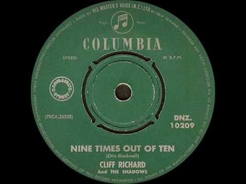 Cliff Richard Nine Times Out Of Ten (Stereo Master).wmv