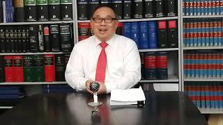 「陳震威大律師」090120 之 彈叉聯想 / 刑毁重判 / 被捕後的應對