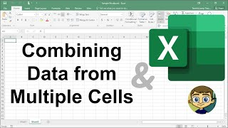 Combining Data From Multiple Cells in Excel