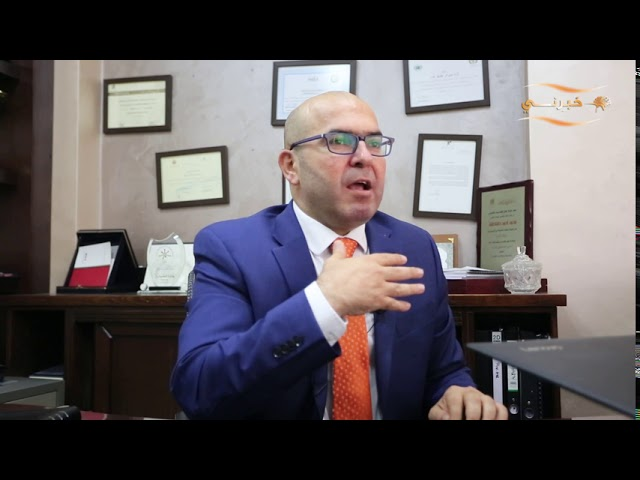 مقابلة المحامي محمد أحمد الطقاطقة