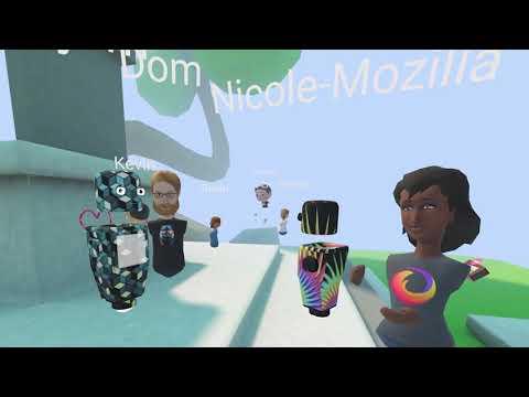 Mozilla Hubs Trailer