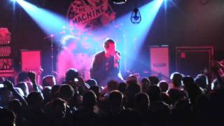 Taproot:What's Left 4th song @ The Machine Shop in HD!