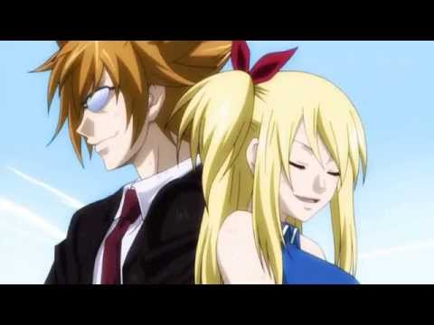 Fairy Tail AMV Lucy And Loke/Leo It's Gonna Be Me