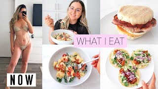 WHAT I EAT IN A DAY TO LOSE WEIGHT! - Total: 1500 Calories
