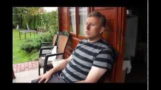 preview picture of video 'J. Kostorz i R. Żółkiewicz - Oddział PZHGP 0268 Zawadzkie - gołębie, loty, itp. - 08.07.2014r.'