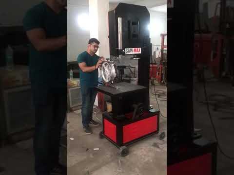 Heavy Duty Vertical Bandsaw Machine