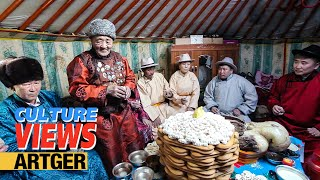 Family Visit   Mongolian Lunar New Year Celebration | VIEWS