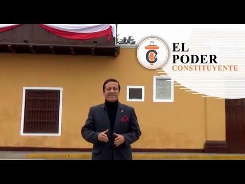 EL PODER CONSTITUYENTE - Tribuna Constitucional 67 - Guido Aguila Grados
