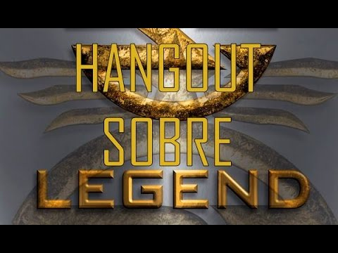 Legend - Marie Lu l Discuss�o Ao Vivo