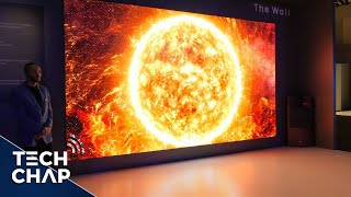 Samsung Micro LED Modular TVs - Better than OLED & QLED!?    The Tech Chap