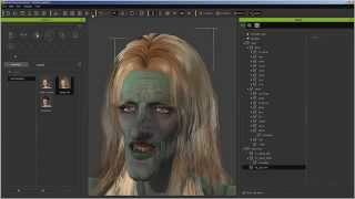 Renderosity Tutorials - Reallusion's Character Creator - Part 1