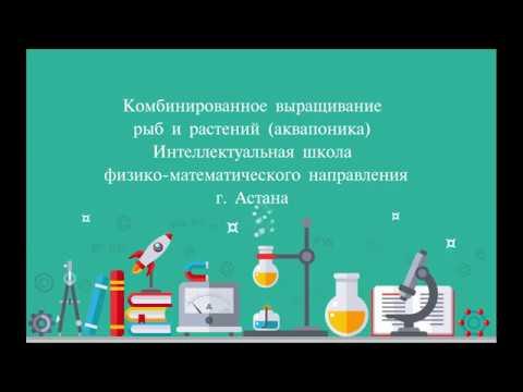 «Комбинированное выращивание рыб и растений (аквапоника) »