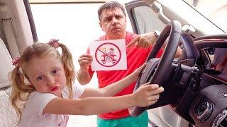 Настя и правила поведения для детей