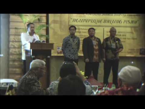 Video JAVANESE DIASPORA III-Ninik Lasmin/New Caledonia Undangan/Invitation
