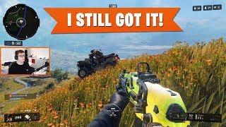 I STILL GOT IT! | Black Ops 4 Blackout | PS4 Pro