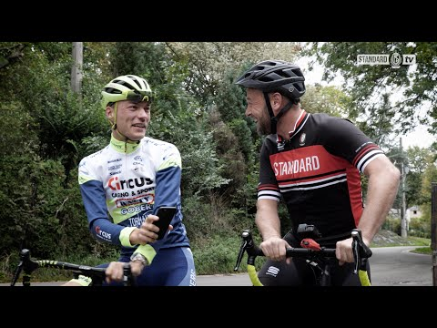Nouveaux maillots... cyclistes