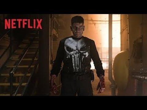 Trailer Marvel - The Punisher