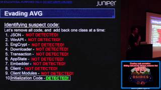 cg01 evading code emulation writing ridiculously obvious malware that bypasses av kyle adams
