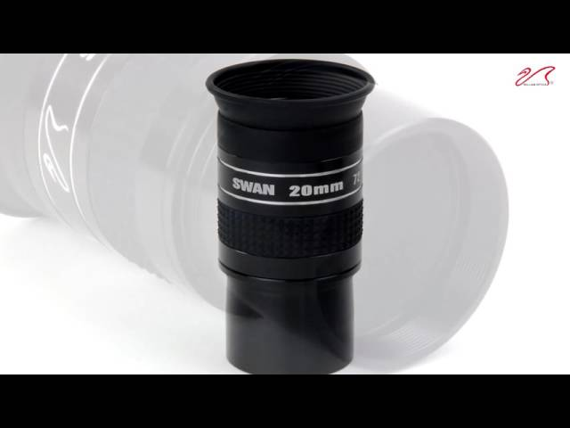 "William Optics 20 mm Super Wide Angle 1.25"" Eyepiece - E-SWA20"