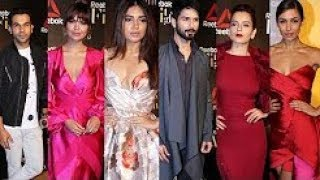 UNCUT - Reebok Fit To Fight Awards 2017 | Shahid Kapoor, Kangana Ranaut, Malaika Arora Khan