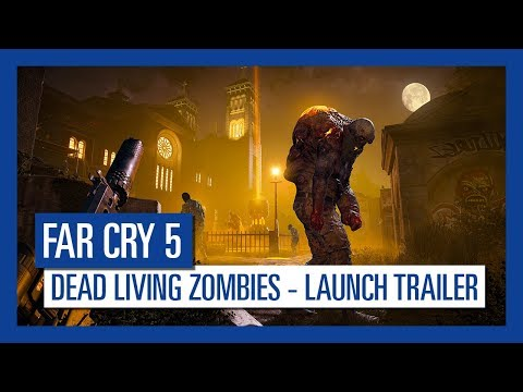 Far Cry 5 Dead Living Zombies Dlc Now Available News Gamesplanet Com