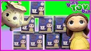 Disney BEAUTY AND THE BEAST Mystery Minis: Will We Complete Our Set?