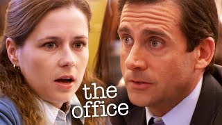 I Feel Uncomfortable Wearing the Dress  - The Office US