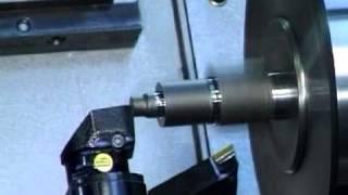 Мехобработка, изготовление деталей по чертежам заказчика от компании Группа Компаний КабельСнабСервис - видео 2