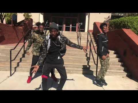 RICH THE KID FT KENDRICK LAMAR- NEW FREEZER (DANCE VIDEO)
