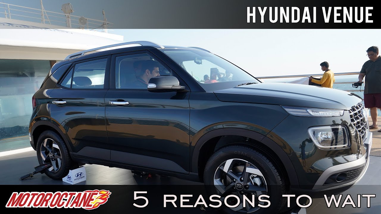 Motoroctane Youtube Video - Hyundai Venue - 5 Reasons to Wait | Hindi | MotorOctane