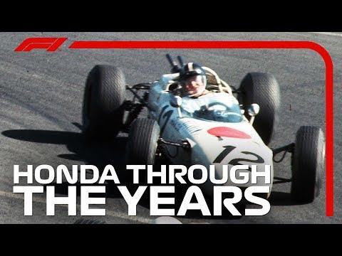 Honda's Greatest Hits in F1