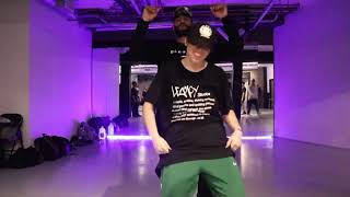 After dark by Drake ft Ty Dolla Sign - Choreography by Adriana Dios