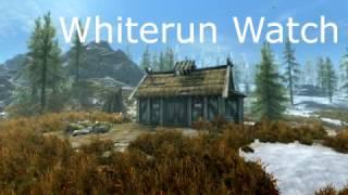 Whiterun Watch - Player Home Mod - Skyrim Special Edition