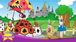 Cuộc phiêu lưu của Alice vào Xứ sở thần tiên - câu chuyện tiếng Anh cho trẻ em
