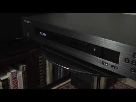Oppo BDP103D 3D Blu-ray Player with Darbee Processing Review