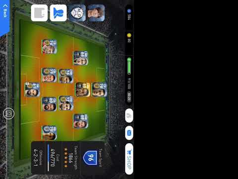 Roberto Firmino 100% Scout Combinations On Pes18 Mobile