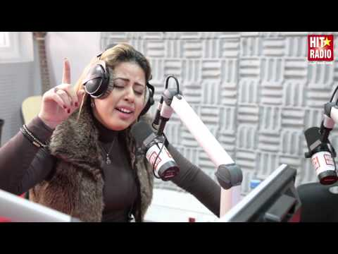 LIVE DE LAMIA ZAIDI DANS LE MORNING DE MOMO SUR HIT RADIO - 23/01/14
