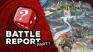 The Battle Of Five Armies Battle Report: Part 1