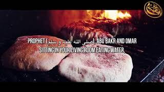 Однажды, когда пророк ﷺ, Абу Бакр и Умар были голодны...