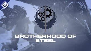 TheBrotherhoodofSteel|Fallout
