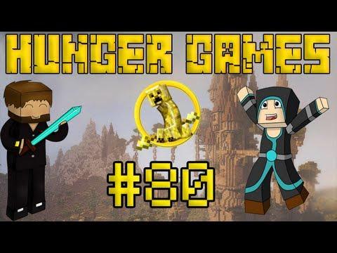 Minecraft Голодные Игры / Hunger Games #80 - Евгеха и Фрост нагибают!