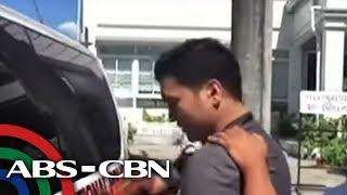 TV Patrol: Nanuntok na sakay ng kotseng may plakang '8' arestado